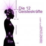 CD-Set 432 Hertz-Musik - Die 12 Geisteskräfte