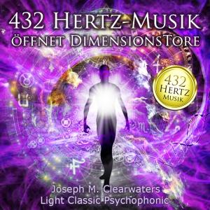 CD: 432 Hertz-Musik ... Öffnet Dimensionstore