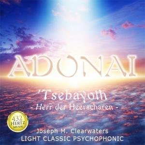 CD: Adonai `Tsebayoth - 432 Hertz-Music