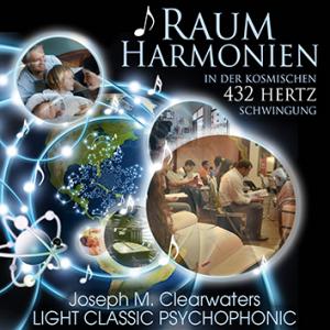 CD: Raumharmonien in 432 Hertz