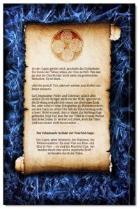 Der Fourfold-Clan: Der Ruf der Tiden (Band 1 der Fantasy-Saga)