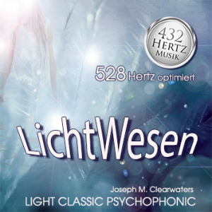 CD: Light Being - 528 Hertz Music