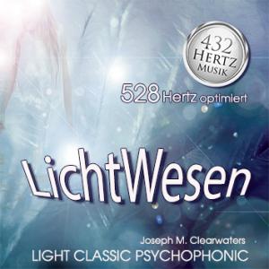CD: Licht-Wesen - 528 Hertz Musik