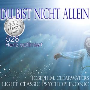 CD: Du bist nicht allein - 528 Hertz-Musik