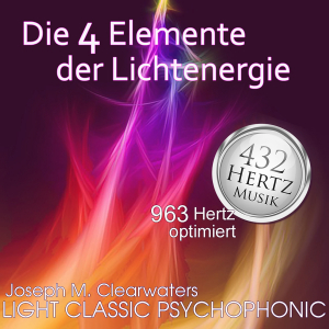 CD: The 4 Elements of Light - 963 Hertz