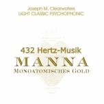 CD 432 Hertz-Musik Manna