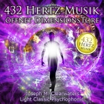 CD 432 Hertz-Music ... Opens the Gateways to new Dimensions