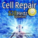 CD: Cell Repair - 528 Hertz-Music