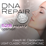 CD: DNA Repair - 528 Hertz-Musik