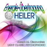 CD: Energy Transfer | Healer - 528 Hertz