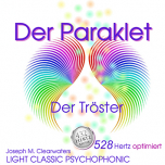 CD: The Paraklet | The Comforter - 528 Hertz-Music