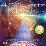 CD 432 Hertz-Musik: Vol. 4 - 6 aus unserem MP3-Sortiment