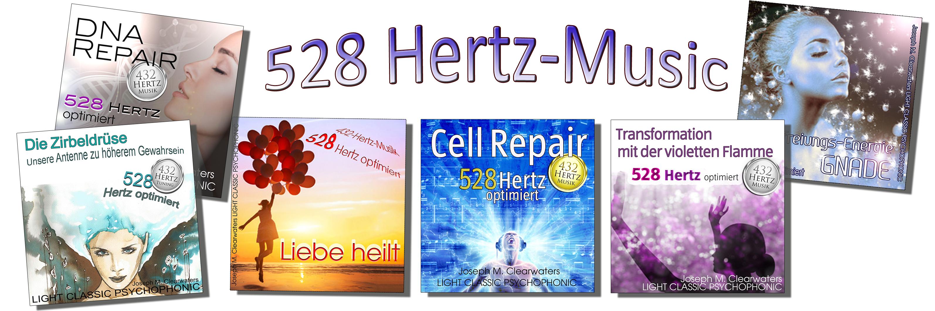 528 Hz Music